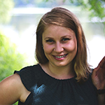 Kristina Seel, Beisitzerin im Vorstand