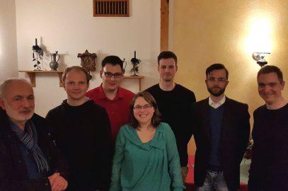Ortsverein Mitte-Nord wählt neuen Vorstand