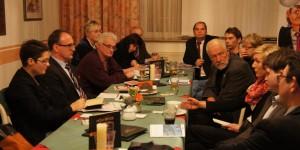 Mindeslohn-Dialog von ASJ und AGS