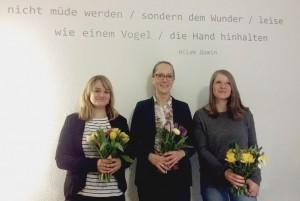 Der neue Vorstand der ASF Chemnitz