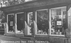 Buchhandlung der SPD Chemnitz