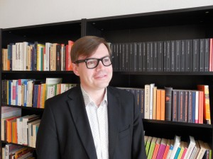 Dr. Timo Luks, Historiker