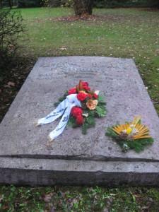 Ehrengrab Straube