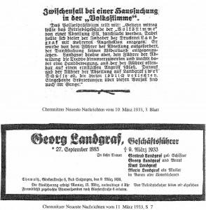 Georg Landgraf Ermordung
