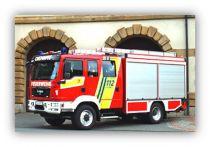 HLF Feuerwehr Chemnitz