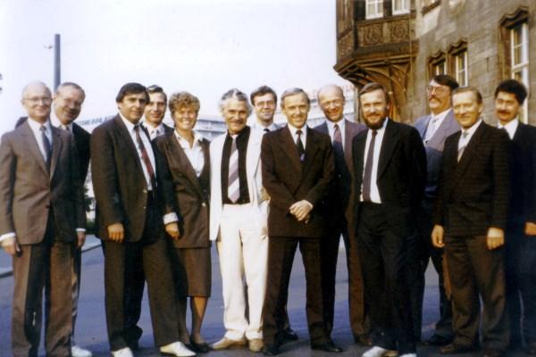 SPD Fraktion Juni 1990