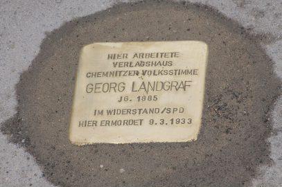 Fraktion regt Gedenktafel für von Nationalsozialisten ermordete Stadträte an