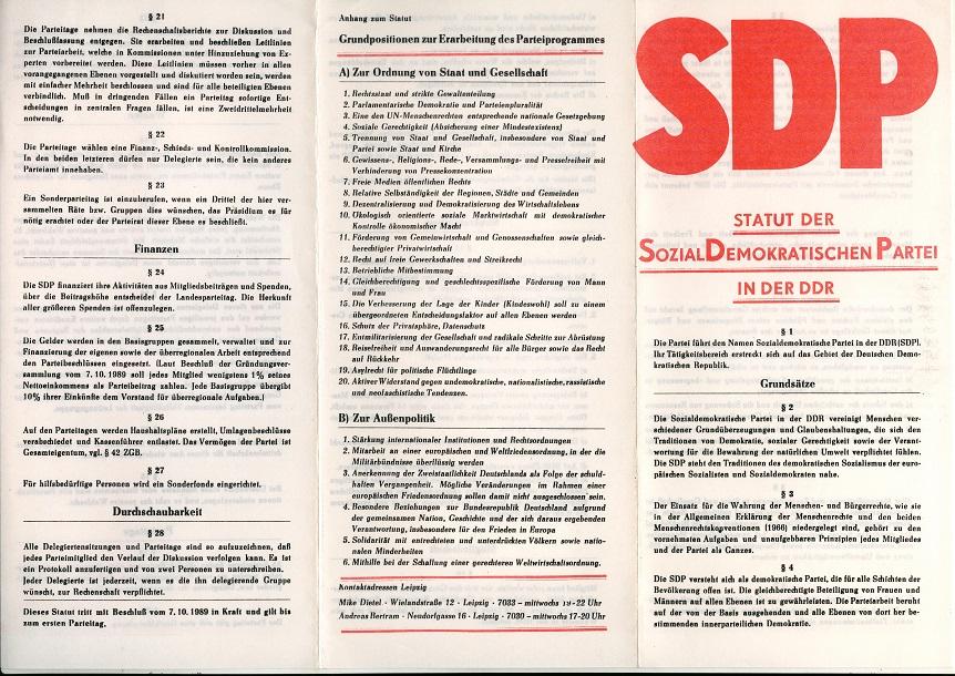 StatutSDP