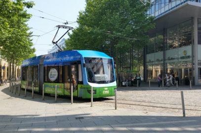 SPD sichert guten Nahverkehr in Chemnitz und Sachsen