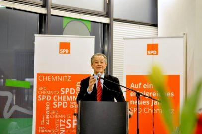SPD begrüßt zahlreiche Gäste zum Neujahrsempfang