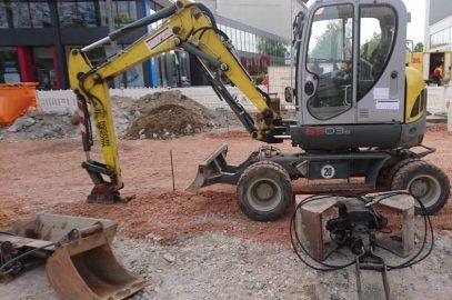Stadtrat bringt Baumaßnahmen auf den Weg