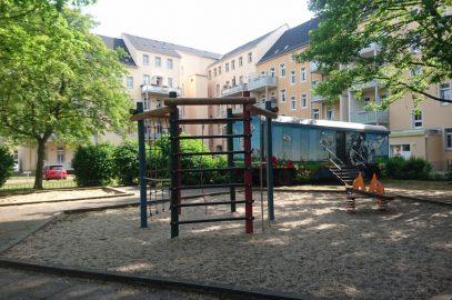 Auffrischung für den Spielplatz am Brühl