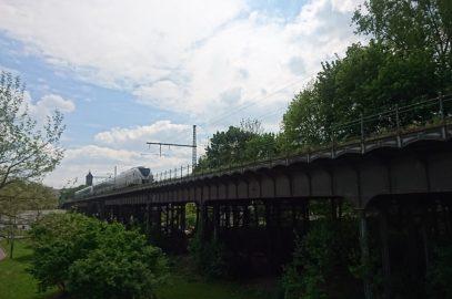 SPD, DIE LINKE und BÜNDNIS 90/ DIE GRÜNEN wollen Chemnitz-Viadukt angemessen in Szene setzen