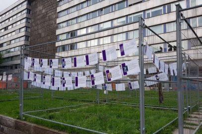 Frauen machen Chemnitz sichtbar