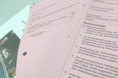 SPD-Fraktion kritisiert Umgang mit dem Bürgerverein Chemnitz-Erfenschlag
