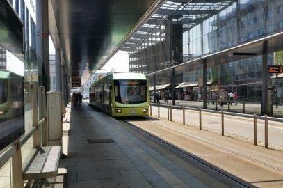 Weichenstellung für Chemnitzer Modell nach Limbach-Oberfrohna