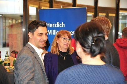SPD Chemnitz begrüßt zahlreiche Gäste zum Frühlingsempfang