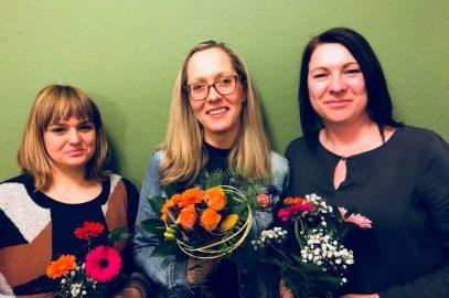 Arbeitsgemeinschaft Sozialdemokratischer Frauen in Chemnitz wählt neuen Vorstand
