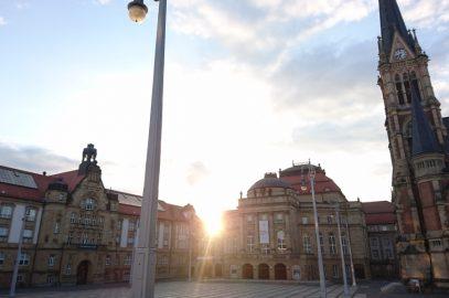 Stadträtinnen und Stadträte wollen Open-Air auf dem Theaterplatz erhalten