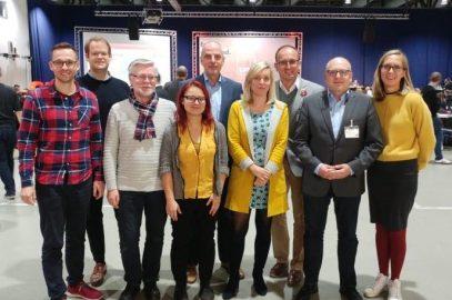 SPD Chemnitz auf dem Landesparteitag erfolgreich