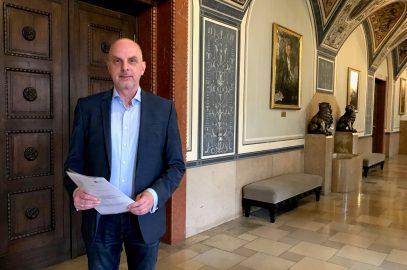 Chemnitzer Stadtrat beschließt Gedenktafel für von Nationalsozialisten ermordete Stadträte