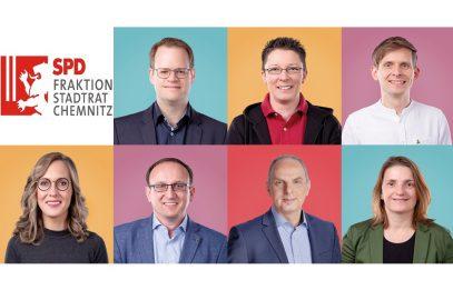 Sieben Stimmen der Sozialdemokratie im Chemnitzer Stadtrat