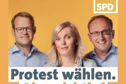 Protest wählen. Aber richtig!