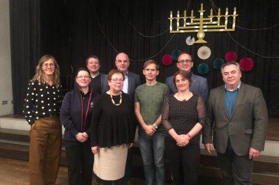 SPD-Fraktion im Austausch mit der Jüdischen Gemeinde Chemnitz